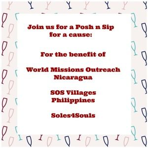 Posh n Sip Accessories - Thank You 4 Joining Denver Posh n Sip 4 A Cause!